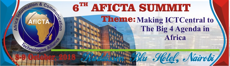 AFICTA SUMMIT BANNER