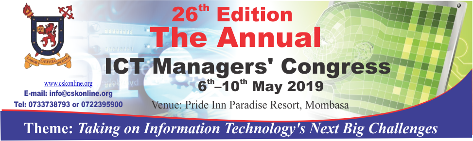 ICT Managers Congress 2019